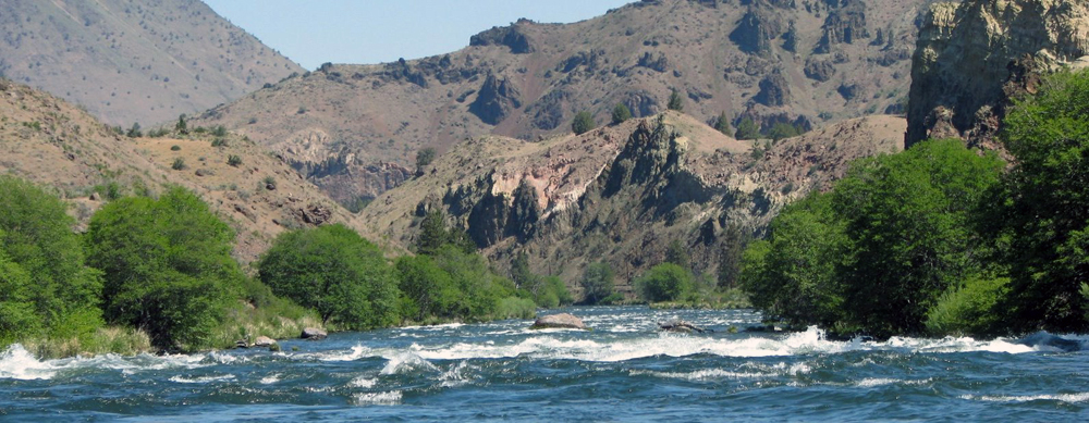 Deschutes River, Oregon